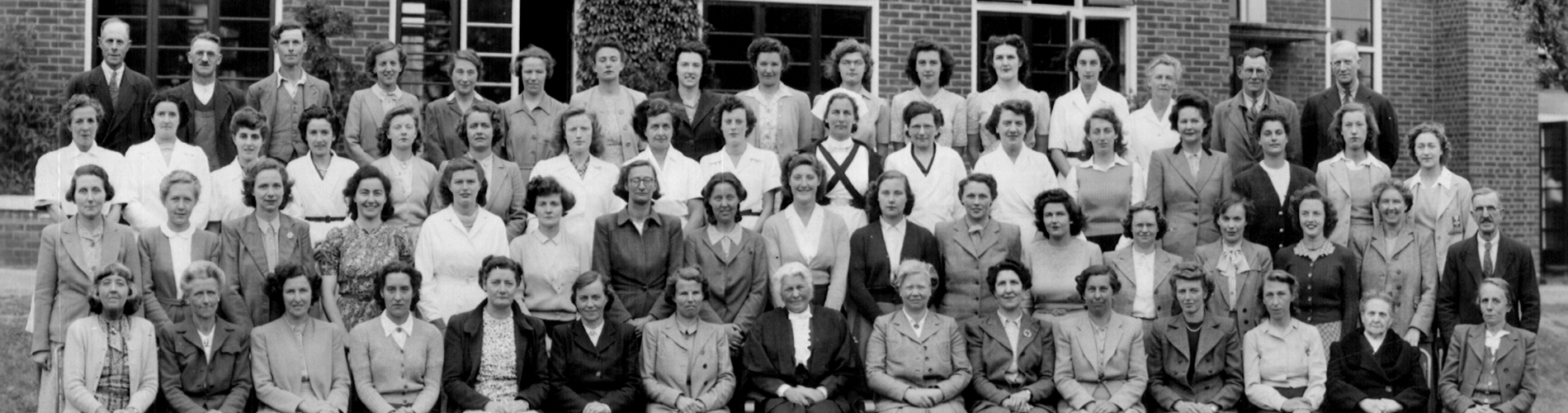 Ashford School Staff May 1948